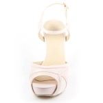 ANEMONE • Stella Blanc: wedding shoes Made in Italy