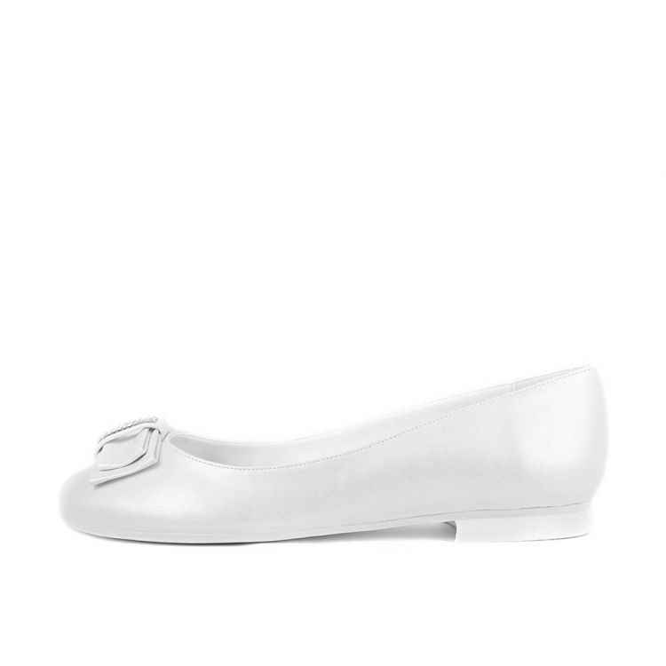 ANTHURIUM • Stella Blanc: wedding shoes Made in Italy