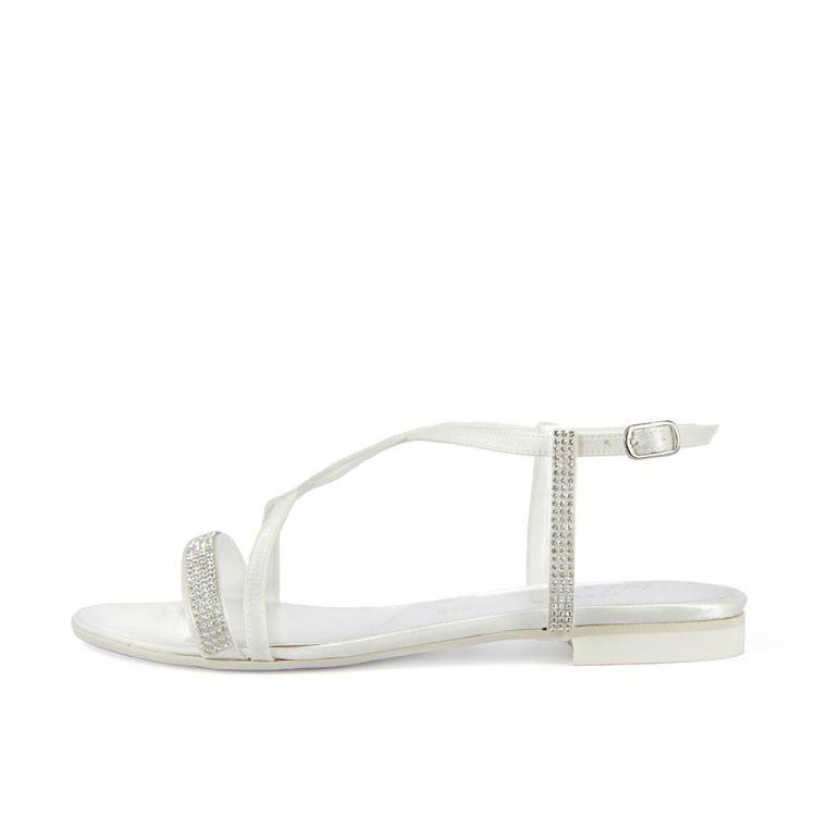 AZALEA • Stella Blanc: wedding shoes Made in Italy