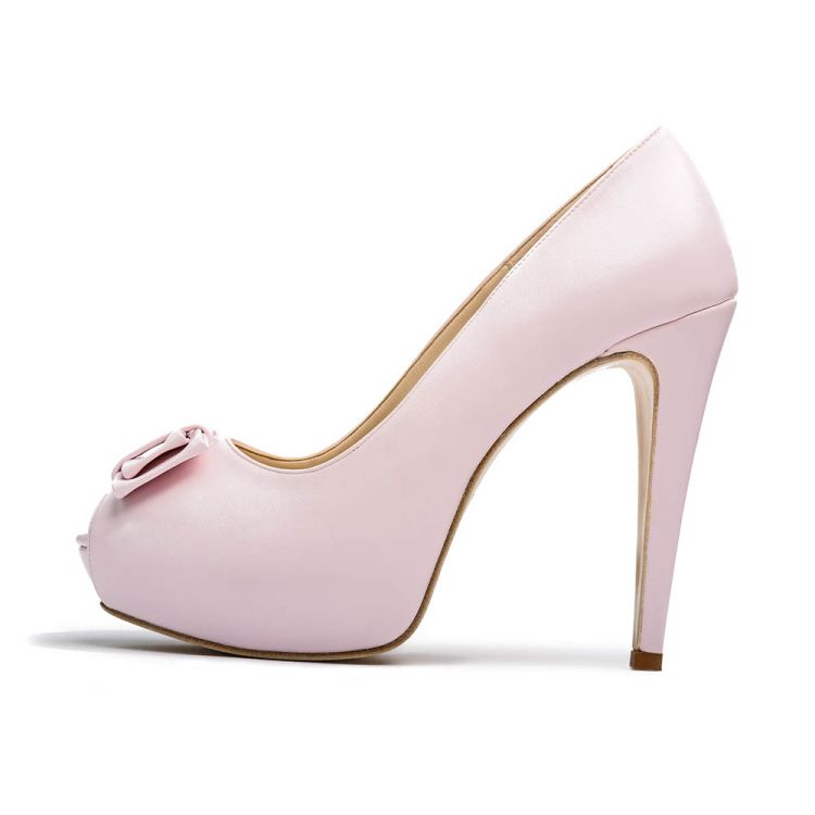 DALIA FIOCCO • Stella Blanc: wedding shoes Made in Italy