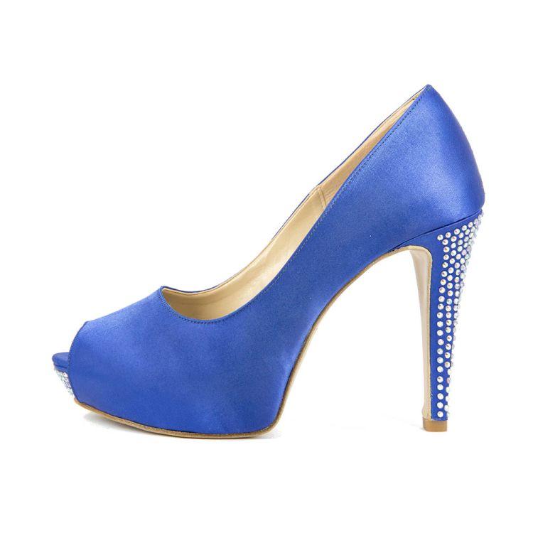 DALIA • Stella Blanc: wedding shoes Made in Italy