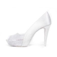 EDERA • Stella Blanc: wedding shoes Made in Italy
